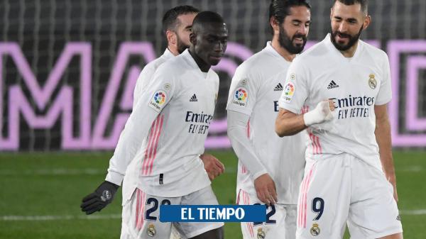 Real Madrid, imparable: volvió a ganar y alcanza al puntero Atlético