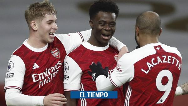 Arsenal le dio la navidad a sus hinchas: derrotó 3-1 al Chelsea