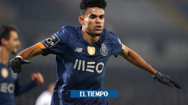 Luis Díaz, imparable: otro gol para el triunfo del Porto