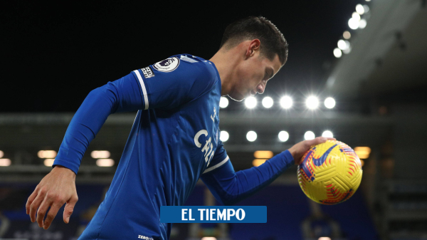 James Rodríguez: Analysis of Criticism and Controversy in Everton and Colombia – International Football – Sport