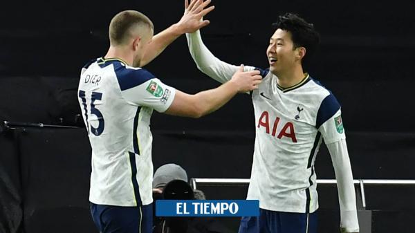 EN VIVO: minuto a minuto de Tottenham vs. Manchester United