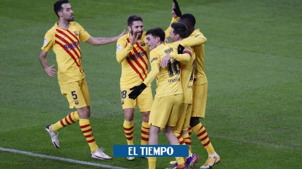 Barcelona y Athletic, por el título de la Supercopa