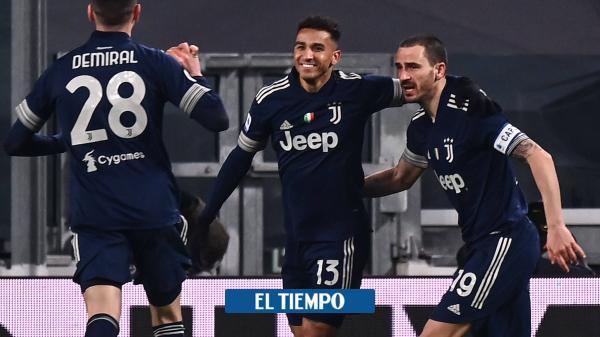 Con más líos de lo previsto, Juventus venció al Sassuolo