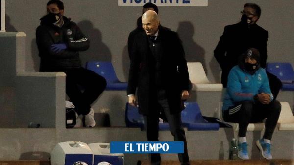 ¿Zidane se va o se queda? Preocupación y zozobra en el Real Madrid