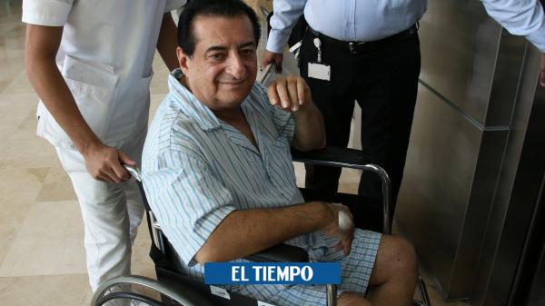 Jorge Oñate dio positivo para covid-19 y se complica su salud