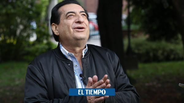 Así es el estado de salud de Jorge Oñate tras ser operado en Medellín