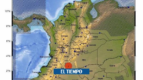Temblor en Colombia: conozca lo que se sabe tras el fuerte sismo