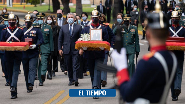 Esposa de Carlos Holmes Trujillo, Alba Lucía Anaya, tiene ...