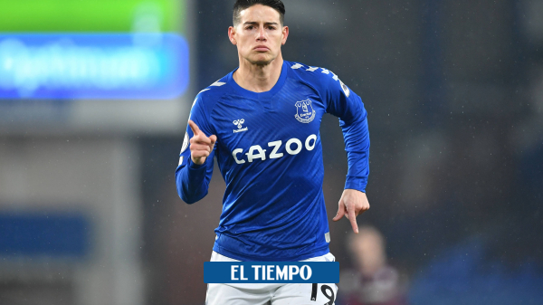 Income figures generated by James Rodríguez at Everton – International Football – Sports