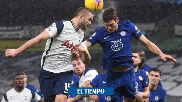 Mourinho, aburrido: victoria del Chelsea contra el Tottenham