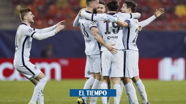 Chelsea sacó buen resultado contra Atlético de Madrid con polémica