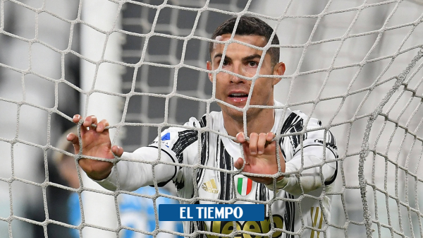 Juventus no falla y con Ronaldo a la cabeza vence al Spezia