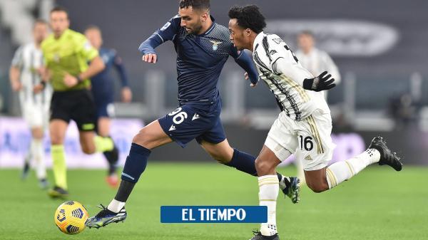 Las explicaciones de Cuadrado, a la eliminación de Juventus