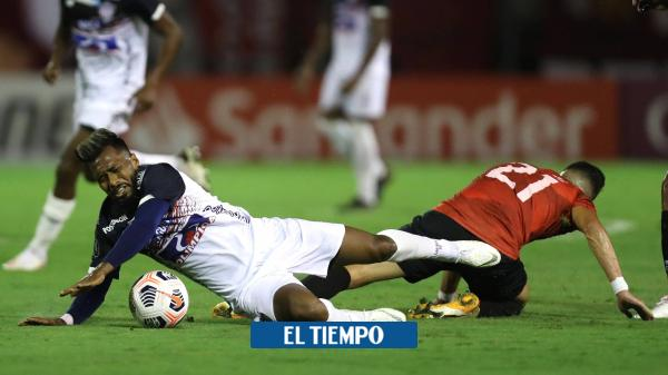 Junior respiró profundo: victoria sobre la hora en la Libertadores