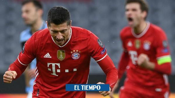 Bayern da un paso importante en la Bundesliga