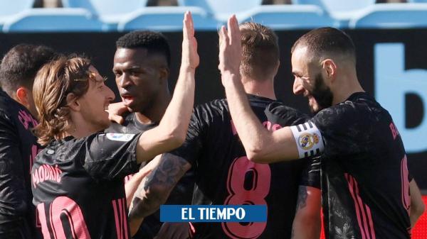 EN VIVO: siga acá el minuto a minuto el Real Madrid vs. Éibar