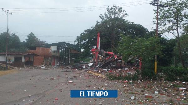 Tras combates en Venezuela se extremó seguridad en el lado colombiano