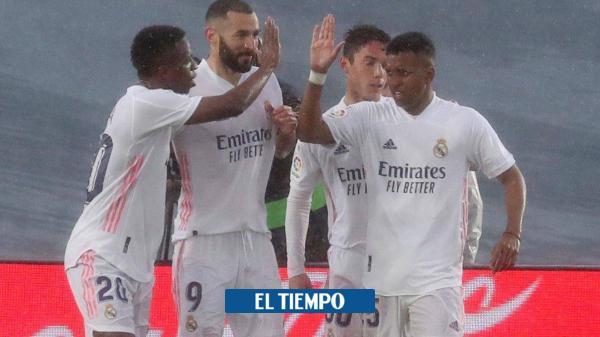 Real Madrid no le pierde el paso y busca liderato en España