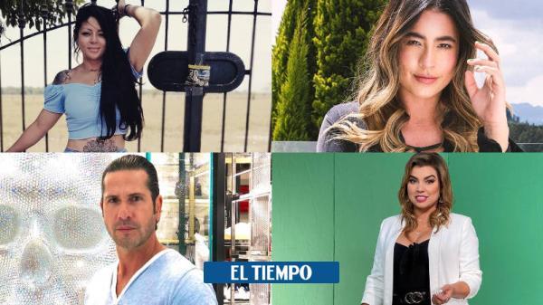 Masterchef Celebrity Marbelle Carla Giraldo Y Famosos En El Reality Gente Cultura Eltiempo Com
