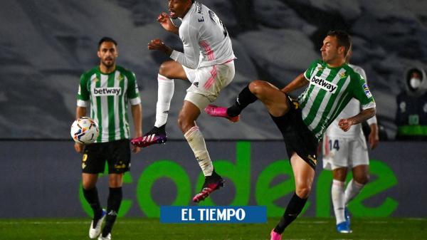 Real Madrid se complicó en sus opciones de pelear la Liga