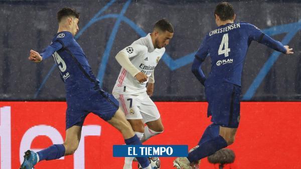 Baldado de agua fría para el Real Madrid