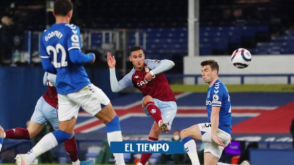 Everton, sin James, se alejó de Europa