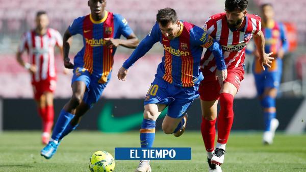 EN VIVO: siga acá el minuto a minuto de Levante vs. Barcelona