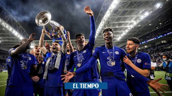 Prográmese con la primera fecha de la Champions League