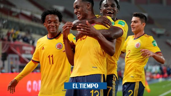 Copa América 2021: Fecha y hora del partido Colombia vs. Ecuador