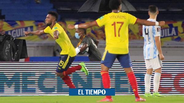Estos son los 28 de Colombia para la Copa América 2021