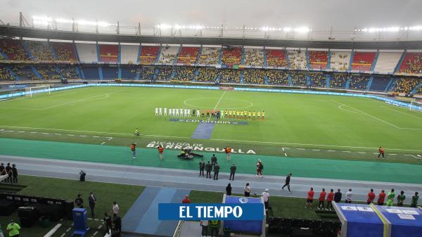 Colombia vs. Chile: ya se agotaron las boletas