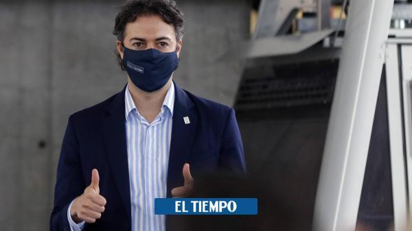 Crisis en Hidroituango: alcalde Daniel Quintero culpa a Fajardo y ...
