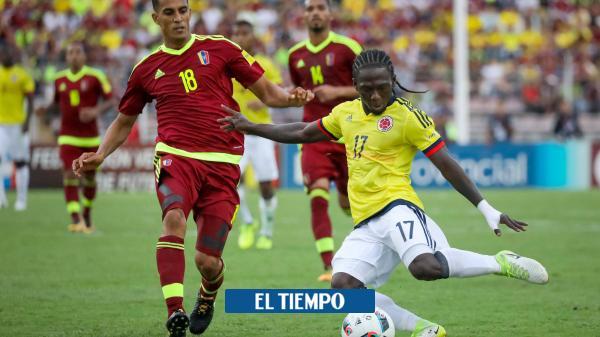 El regreso de Yimmi Chará a la Selección: su presente