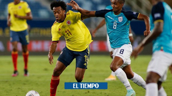 Colombia: la alineación para juego contra Venezuela en la Copa ...