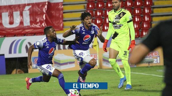 Pereira, el héroe que tiene soñando a Millonarios con la estrella