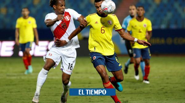 Colombia vs. Perú: el partido del millón de dólares
