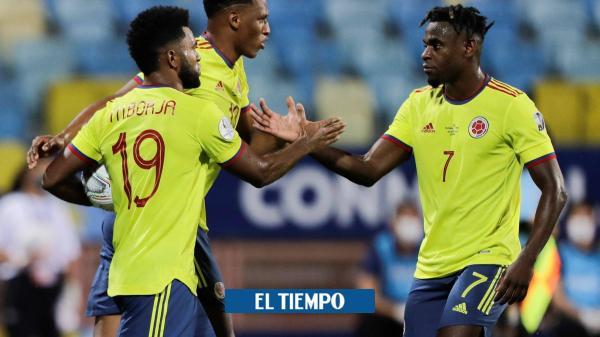 El exdelantero Hamilton Ricard habló del partido Colombia vs ...