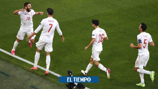 España, a la semifinal de la Eurocopa