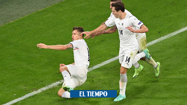 Italia sella su paso a la semifinal de la Eurocopa
