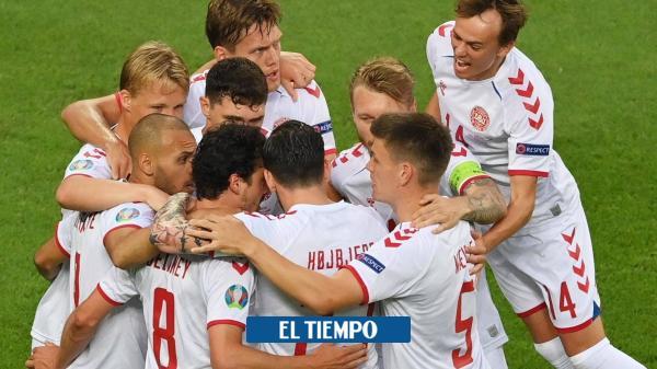 Dinamarca ya tiene un cupo a la semifinal de la Eurocopa