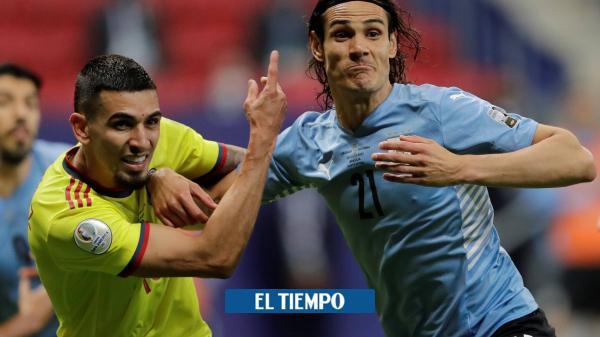 Con Cavani y Suárez al frente, Uruguay está lista para recibir a Colombia