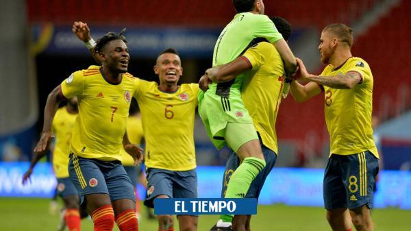 ¡Enorme! Colombia ganó y clasificó a semifinal de la Copa América