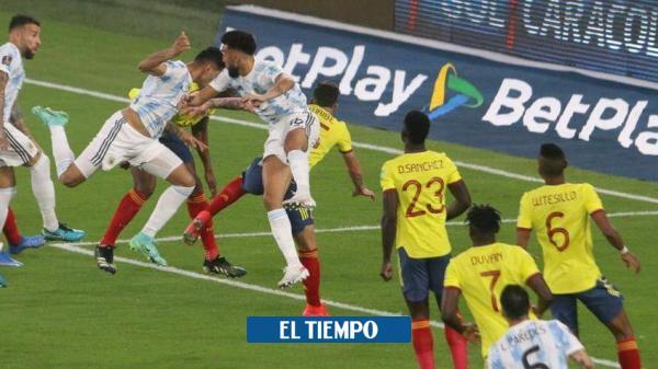 Colombia vs. Argentina: este es el árbitro para la semifinal
