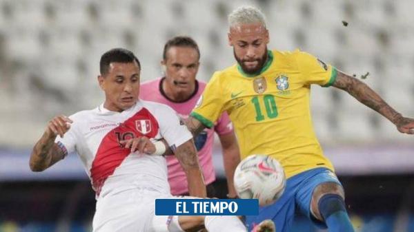 Brasil vs. Perú: siga en vivo la semifinal de la Copa América