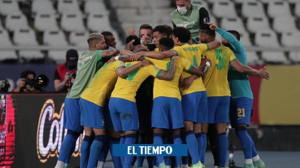 Copa América 2021: los audios del VAR en el juego Brasil vs Perú