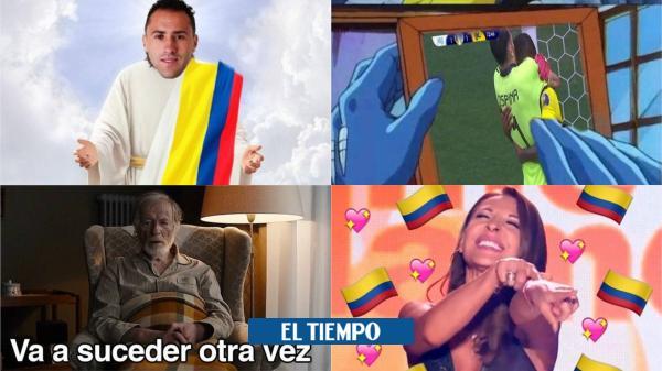 Reír para no llorar: memes de la derrota de Colombia contra Argentina
