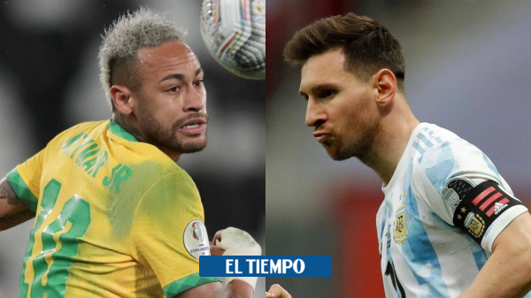 Brasil vs Argentina, en vivo: siga la final de la Copa América 2021