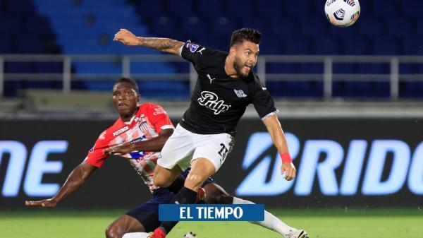 Los goles del partido loco que Junior perdió contra Libertad
