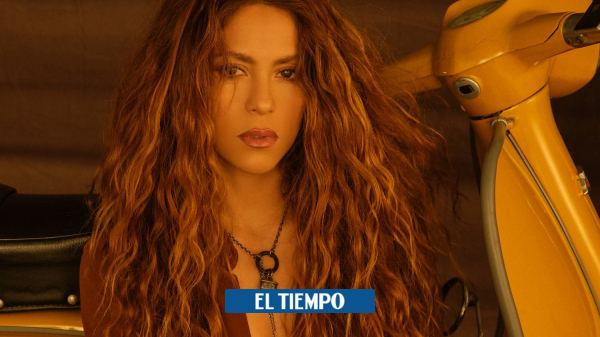 Shakira se enfrentó a jabalíes para recuperar su bolso