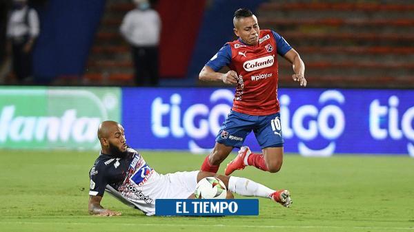 En vivo, siga aquí el partido Medellín vs. Junior